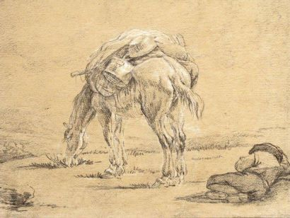 Attribué à Pieter Cornelisz VERBEECK (Haarlem vers 1610-1654)