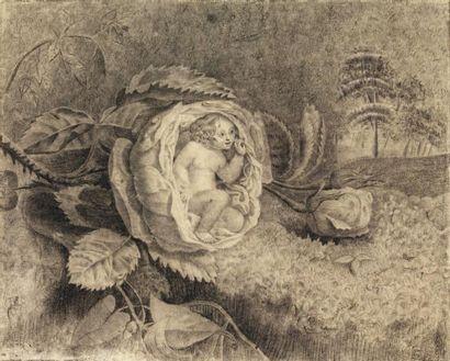 Attr. à Philipp Otto RUNGE (1777-1810)