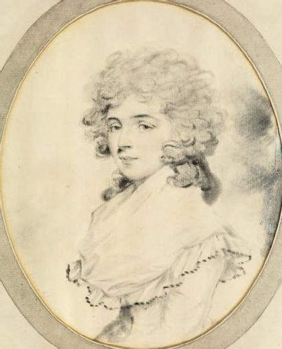 Attribué à John DOWNMAN (1750-1824)