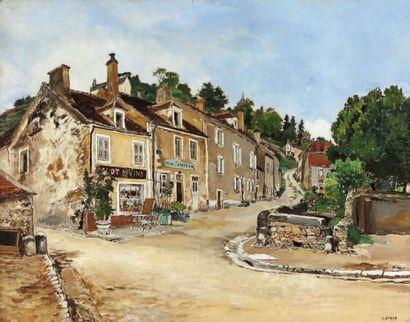 Marcel LEPRIN (Cannes 1891 - Paris 1933)