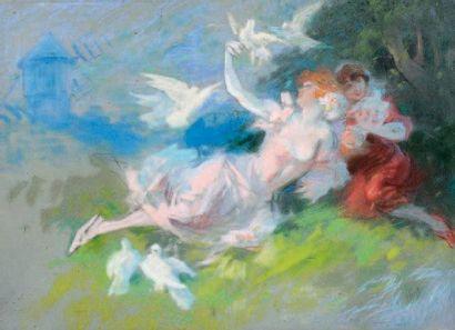 Jules CHERET (1836-1933)