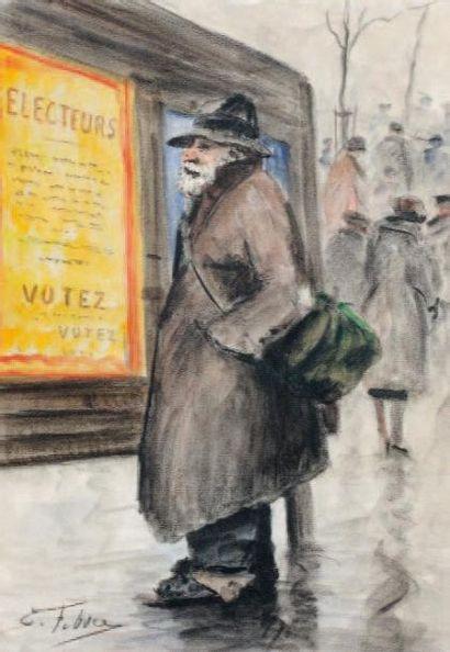 Edouard FEBVRE (1885-1967)