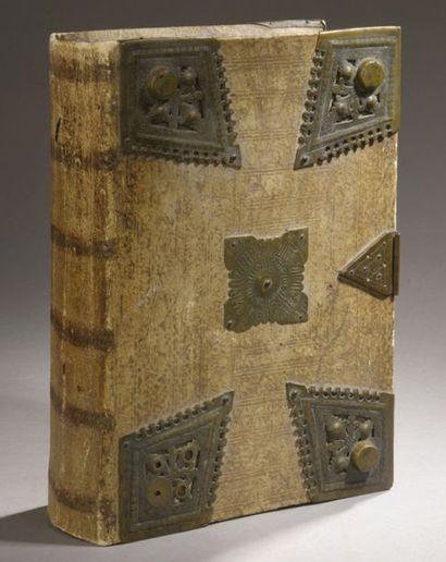 [SEWERYN]. BIBLE de 1529 en tchèque ancien....