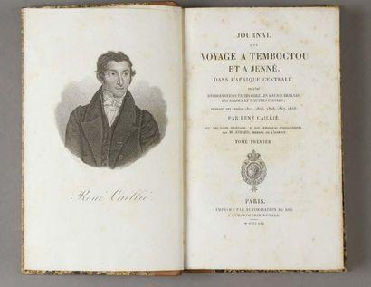 CAILLIÉ (René, 1799-1838)
