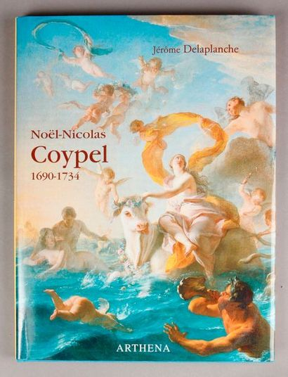 COYPEL (Noel-Nicolas) par Jérôme Delaplanche.