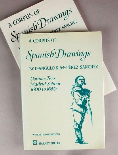 [Dessins des écoles espagnoles du 17e siècle]....