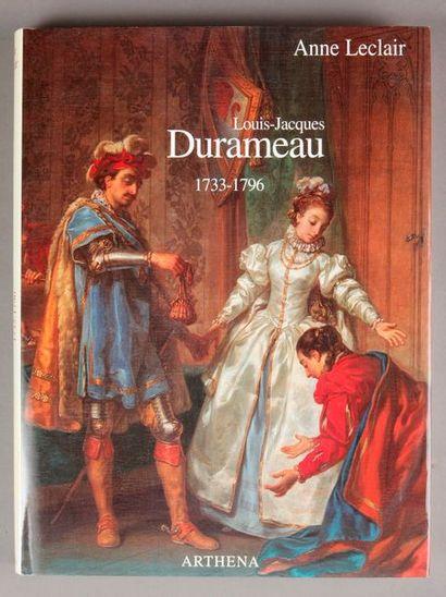 DURAMEAU (Louis-Jacques) par Anne Leclaire.