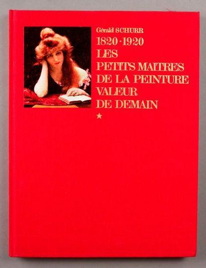 Les Petits Maîtres de la peinture 1820-1920,...