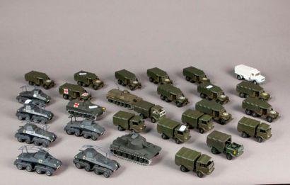 SOLIDO: Véhicules militaires, armées française...