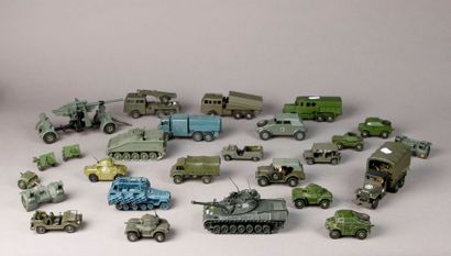 DINKY TOYS – DSTF – DTA : Camion BERLIET...