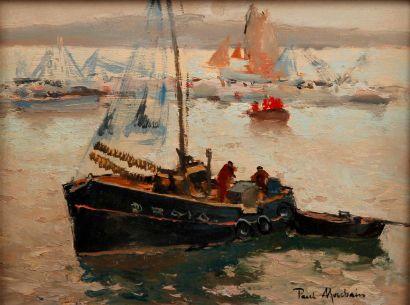 Paul MORCHAIN (1876-1939)