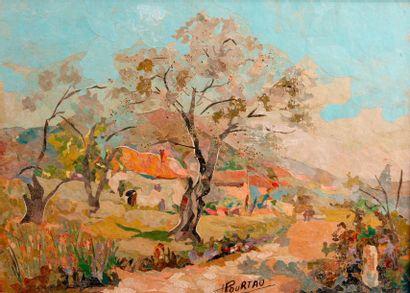 POURTAU (XXe siècle)