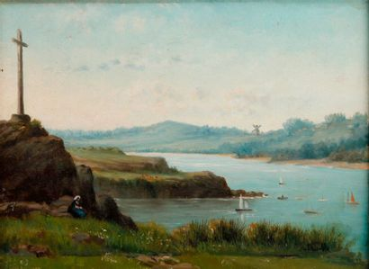 Auguste TRUELLE (1818-1908)