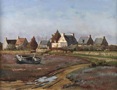 ANDRE EUGENE CHOCHON (1910-2005)