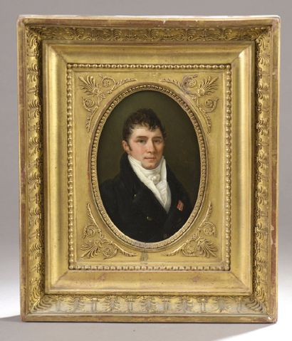 François-Joseph NAVEZ (1787-1869), école de