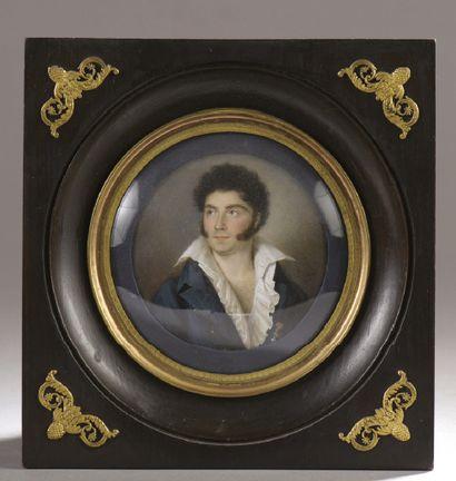 Louis GARNERAY (1783-1857) attribué à