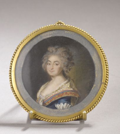 Marie-Thérèse de NOIRETERRE (active 1785-1815)
