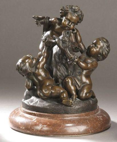 D'après Antoine-Louis BARYE (1795- 1875)