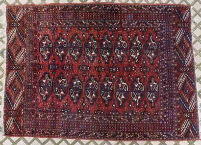 TCHOUVAL YOMOUD (Turkmène), fin du XIXe siècle