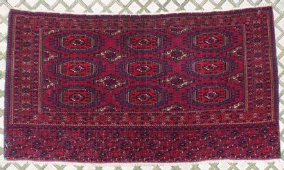 TCHOUVAL TEKKE BOUKHARA (Turkmène), fin du XIXe siècle