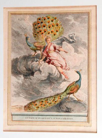 D'après Jean-Baptiste OUDRY (1686-1755)