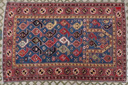CHIRVAN (Caucase), milieu du XXe siècle