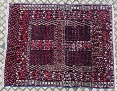 ENSI TEKKE BOUKHARA (Turkmène), fin du XIXe siècle