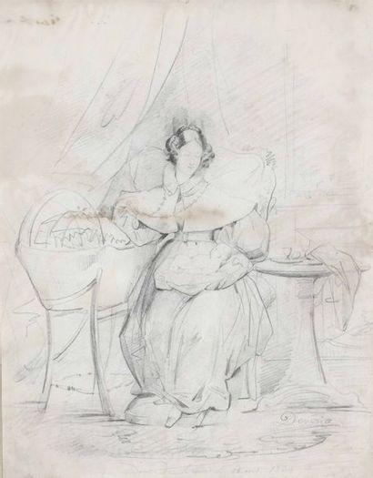 Achille DEVÉRIA (1800-1857)