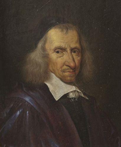 ECOLE FRANÇAISE du XVIIe siècle<