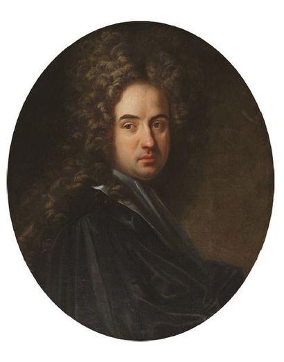 ECOLE FRANÇAISE, fin du XVIIe siècle<br/>Entourage d'André BOUYS (1656-1740)
