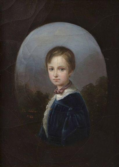 J. de RIBEIRO (Ecole française Romantique)