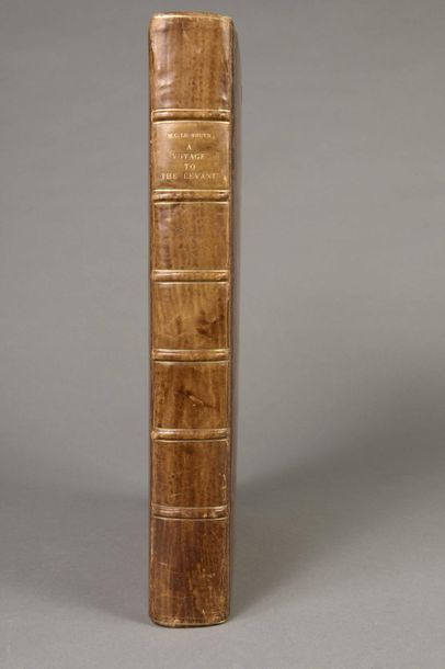LE BRUN (Corneille) A Voyage to the Levant: or, travels in the principal parts of...