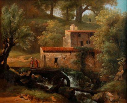 Jean-Charles-Joseph REMOND (Paris 1795- 1875)