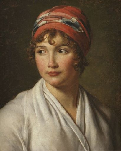 Martin DROLLING (1752-1817), entourage de