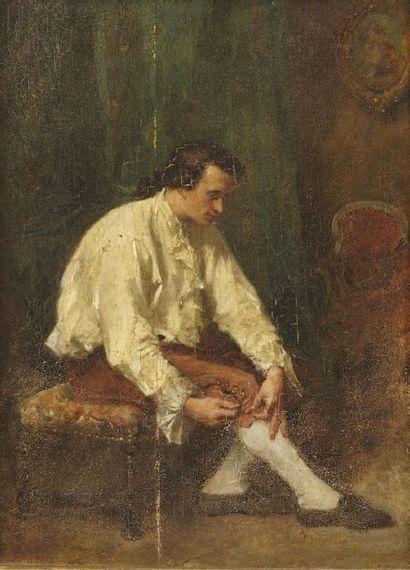 Louis -Joseph TRIMOLET (1812-1843), attribué à