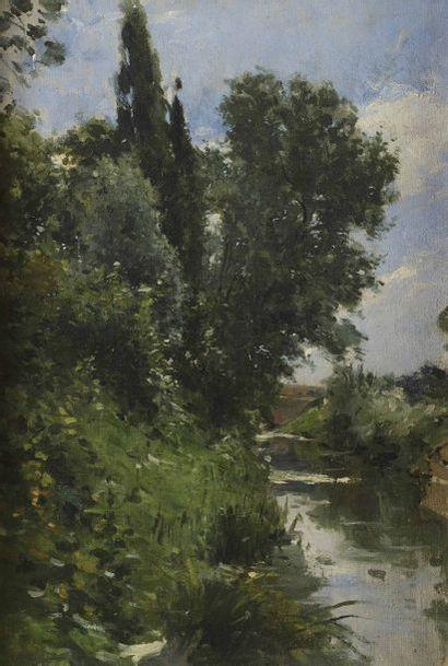 ECOLE DE BARBIZON, XIXe siècle