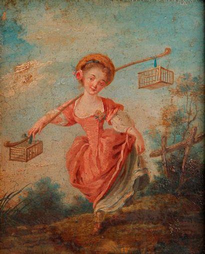 Dans le goût du XVIIIe siècle