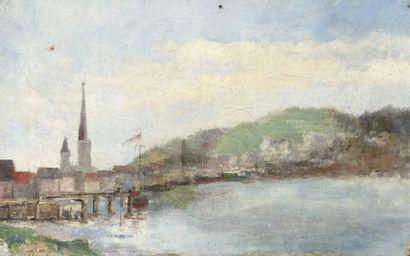 ECOLE DE ROUEN, début du XXe siècle