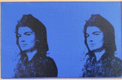 Richard H. PETTIBONE (1938)  Andy Warhol...