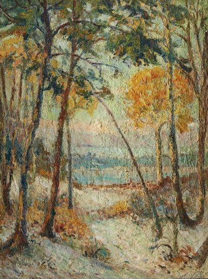 Emmanuel de LA VILLÉON (1858-1944)  Première...