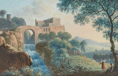 Attribué à Joseph August KNIP (1777-1847)...