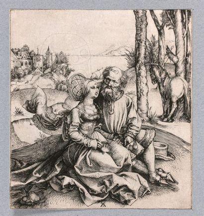Albrecht DÜRER (Nuremberg 1471-1528)  Les...