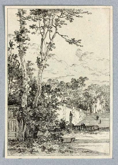 Louis Gabriel MOREAU dit l'Aîné (1739-1805)...