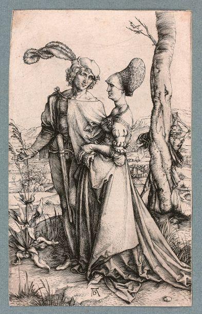 Albrecht DÜRER (Nuremberg 1471-1528)  Le...