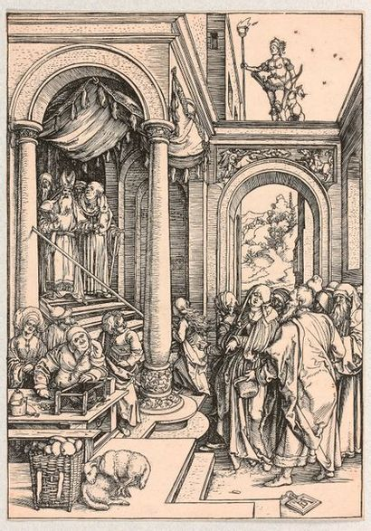 Albrecht DÜRER (Nuremberg 1471-1528)  La...