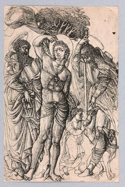 Jean DUVET, de Langres, dit Le Maître à la...