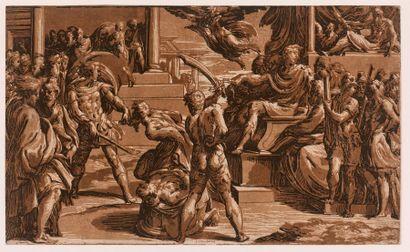 Antoine de TARENTE (Italie, début du XVIe...