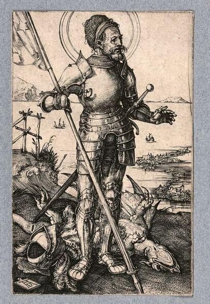Albrecht DÜRER (Nuremberg 1471-1528)  Saint...