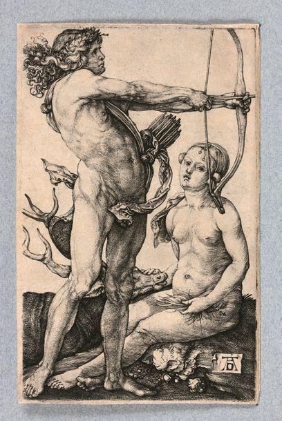 Albrecht DÜRER (Nuremberg 1471-1528)  Apollon...