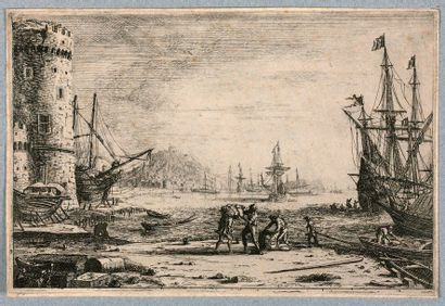 Claude GELLÉE, dit LE LORRAIN (1600-1682)...